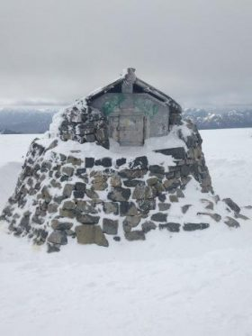 Refuge Shelter Ben Nevis Summit